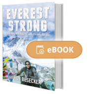 Everest Strong: Reaching New Heights with Chronic Illness - E-book
