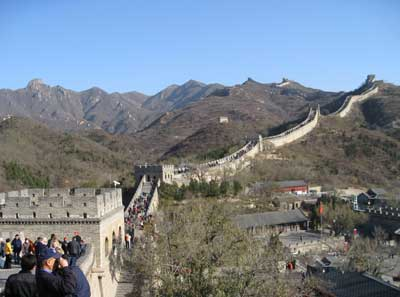 Rob Besecker Great Wall of China